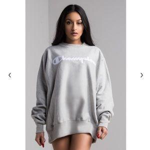 Champion Unisex Reverse Weave Crew Neck Sweater